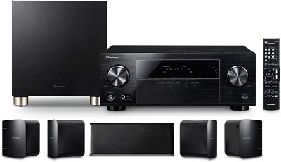 HOME CINEMA Pioneer HTP-074-S