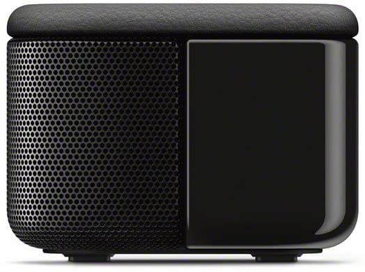 Diseño lateral sony HTSF150